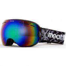 Meatfly NEZAPÍNAT do 1.9. Lyžařské brýle Becca Goggles A - Green Chrome - SLEVA