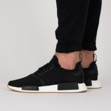 Boty - adidas Originals | ČERNÁ | 42 - Pánské boty sneakers adidas Originals NMD_R1 B42200