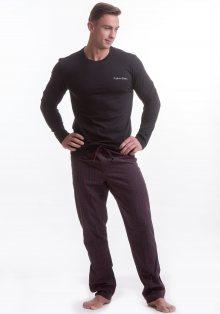 Pánské pyžamo Calvin Klein NM1472 S Černá