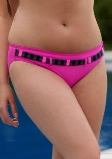 Plavky Fantasy Gabi K13 spodní díl XL Růžová