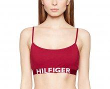 Tommy Hilfiger Dámská sportovní podprsenka Bralette Bold 1387905875-610 Red L
