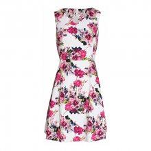 Smashed Lemon Dámské krátké šaty White 18189/01 L