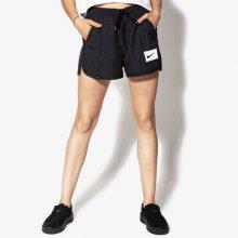 Nike Šortky W Nsw Short Swsh Msh Ženy Oblečení Kraťasy 892923-010 Ženy Oblečení Kraťasy Černá US M