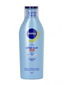 NIVEA Mléko po opalování Nivea Sun After Sun SOS Instant Relief Lotion, 200ml\n					\n