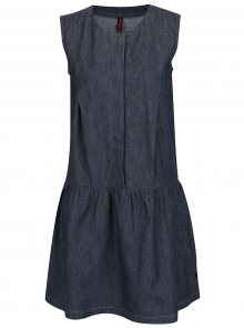 Modré džínové šaty Tranquillo Elda