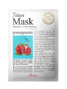 Ariul Zpevňující textilní maska na obličej - granátové jablko 20g\n\n
