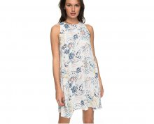 Roxy Dámské šaty Sweat Seas Marshmallow Mahna Mahna ERJWD03200-WBT7 XL