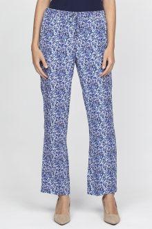 Kalhoty GANT G2. PRINTED ARGYLE DRAWSTRING PANTS