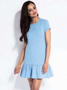 Dursi Dámské šaty DRESS 110 LIGHT BLUE