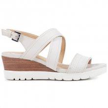 GEOX Dámské sandále Marykarmen Plus B Off White D828AB-06R43-C1002 37
