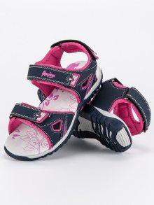 AMERICAN CLUB Dětské sandálky RL1712N