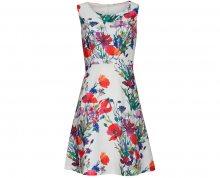 Smashed Lemon Dámské krátké šaty White 18439/01 L