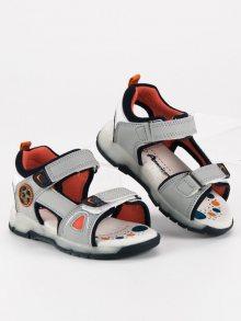 AMERICAN CLUB Dětské sandálky 700613G