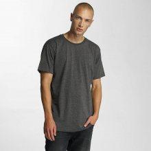 Tričko Basic Organic Cotton šedá tmavá M