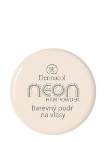 Dermacol Barevný pudr na vlasy Neon č.6 - zlatá, 2,2 g\n\n