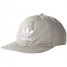 adidas Trefoil Cap šedá 51-54