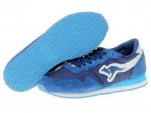 Kangaroos Unisex tenisky Invader Basic_ss15 modrá