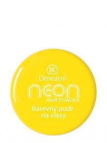 Dermacol Barevný pudr na vlasy Neon č.1, 2,2 g\n\n