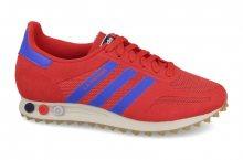 Boty - * producent niezdefiniowany | BORDÓ, CZERWONY | 41 1/3 - Pánské boty sneakers adidas Originals La Trainer CQ2275