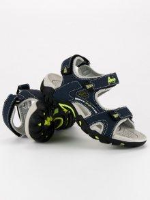 AMERICAN CLUB Dětské sandálky SC1622N