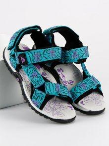 AMERICAN CLUB Dětské sandálky RL1727A-BL-B