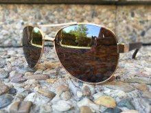 Sluneční brýle Aviator Viper® + obal na brýle zdarma