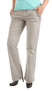 Dámské stylové kalhoty Denim Delight