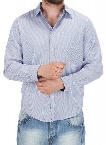 Pánská košile s proužky Next