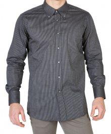 Pánská kostkovaná košile Von Furstenberg