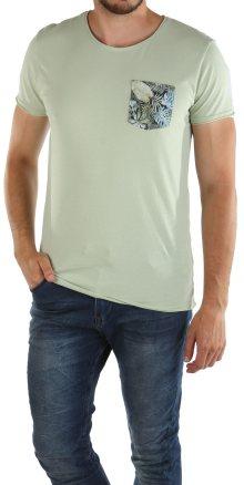 Pánské zelené tričko Sublevel