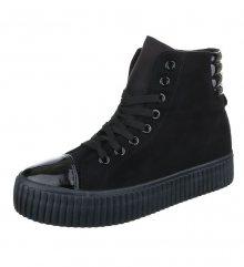 Dámská stylová kotníková obuv