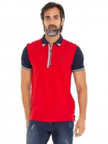 Giorgio Di Mare Pánské polo tričko GI8490801_Red