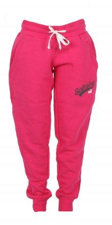 Dívčí teplákové kalhoty Salming