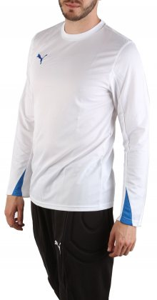 Pánské sportovní triko s dlouhým rukávem Puma
