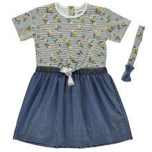 Dívčí módní šaty Crafted