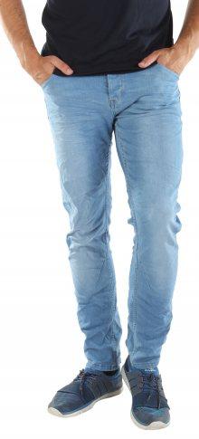 Pánské trendy jeansové kalhoty Sublevel