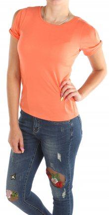 Dámské tričko s krátkým rukávem Cache Cache