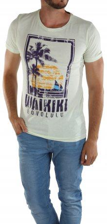 Pánské bavlněné triko Sublevel