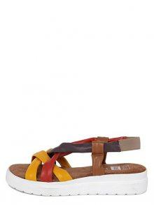 Julie Julie Dámské sandály 914_8247_MULTI_GIALLO\n\n