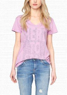 s.Oliver Dámské tričko 322740_504ca fialová