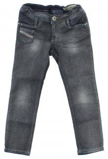 Jeans dětské Diesel   Modrá   Dívčí   5 let