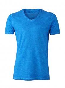 Pánské tričko Gipsy - Modrá S