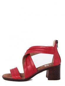 Julie Julie Dámské sandály 953_8408_ROSSO