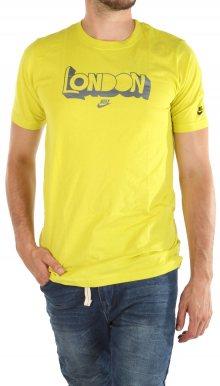 Pánské bavlněné tričko Nike
