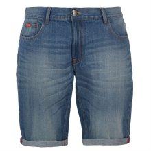 Pánské jeansové šortky Lee Cooper