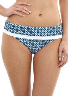 Plavky Panache Rocha 977 spodní díl XL Mosaic-modrá