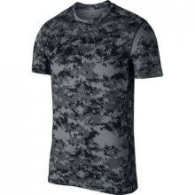 Nike M Bslyr Top Ss Lsa šedá M