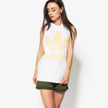 Adidas Top Trefoil Top Ženy Oblečení Trička Ce5582 Ženy Oblečení Trička Zloty US S