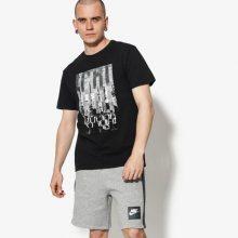 Confront Tričko Ss Divisio Muži Oblečení Trička Cf18Tsm77001 Muži Oblečení Trička Černá US M