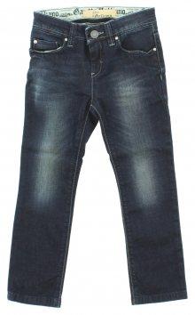 Jeans dětské John Galliano | Modrá | Dívčí | 4 roky